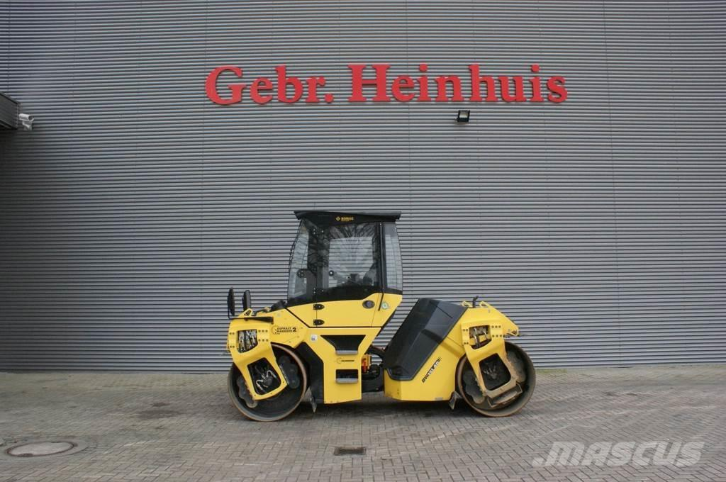 Bomag BW 151 AD-5 Evib 4 Pieces!