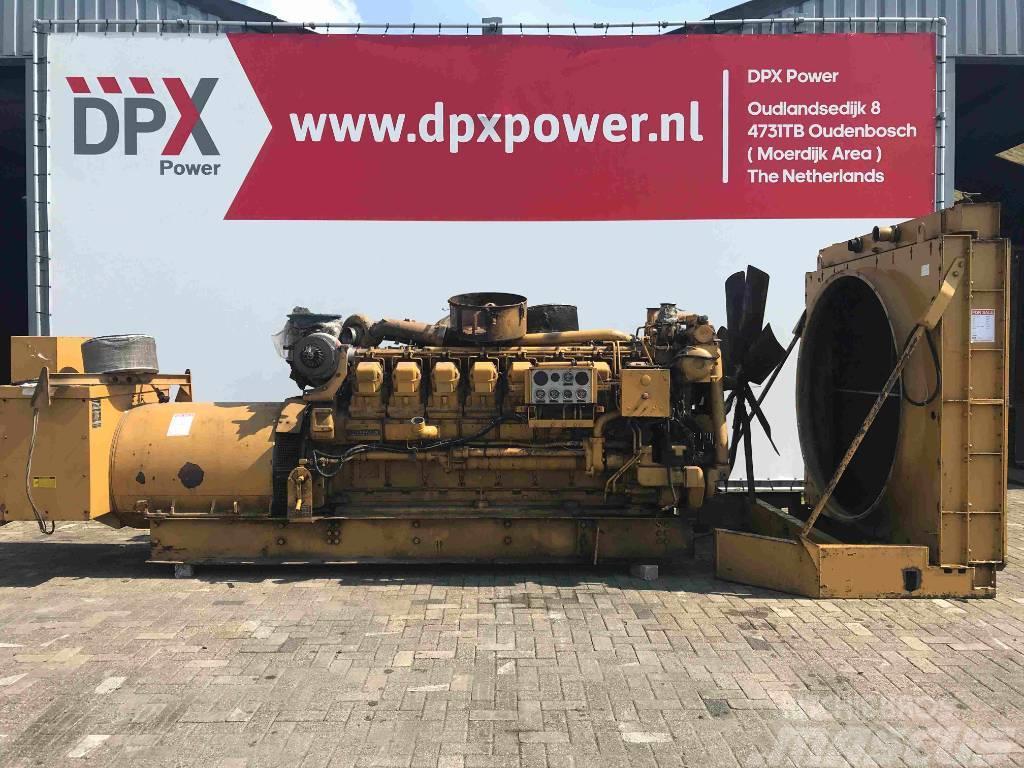 Caterpillar 3516 - 1825 kVA Generator - DPX-11842