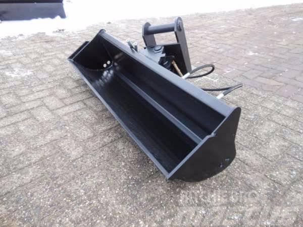 [Other] BBT Baggerschaufel Hydr. schwenkbar MS01 140cm