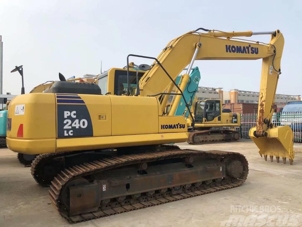 Komatsu PC240LC-8  PCC220-8履带式挖掘机