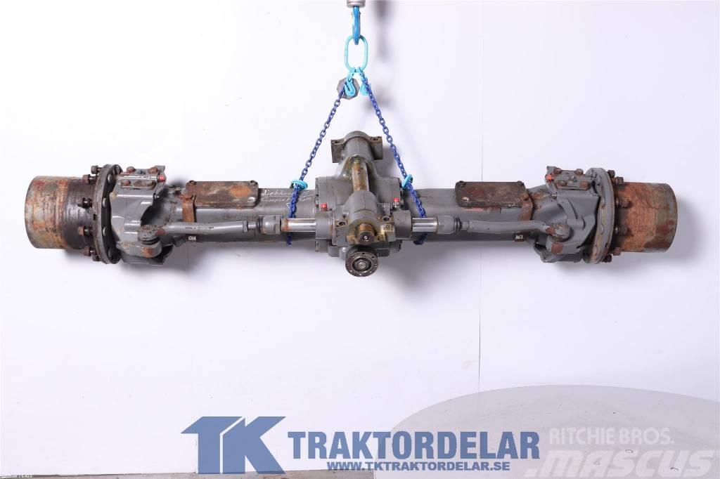 Liebherr A 918 Compact Framvagn