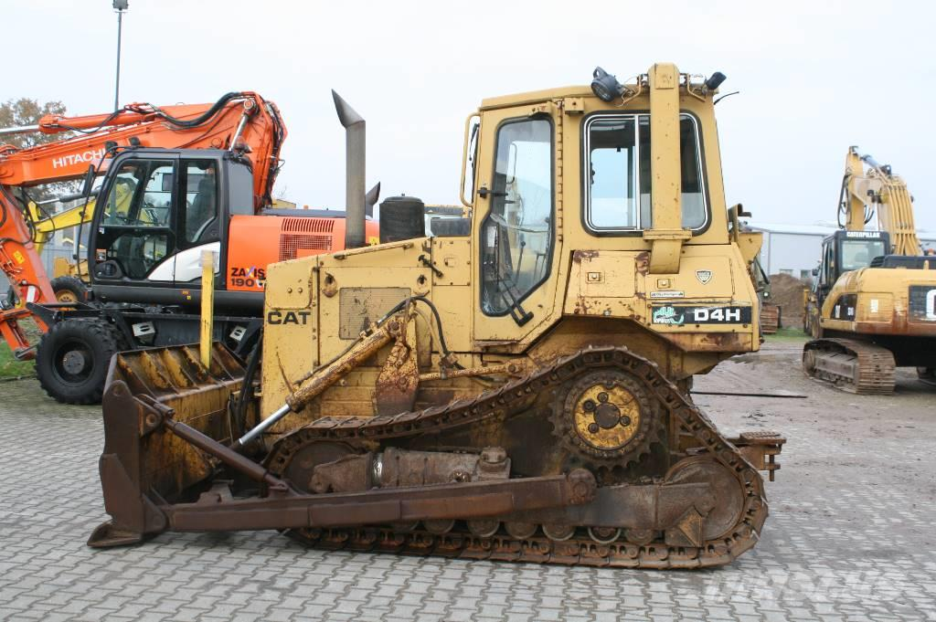 Caterpillar D 4 H II