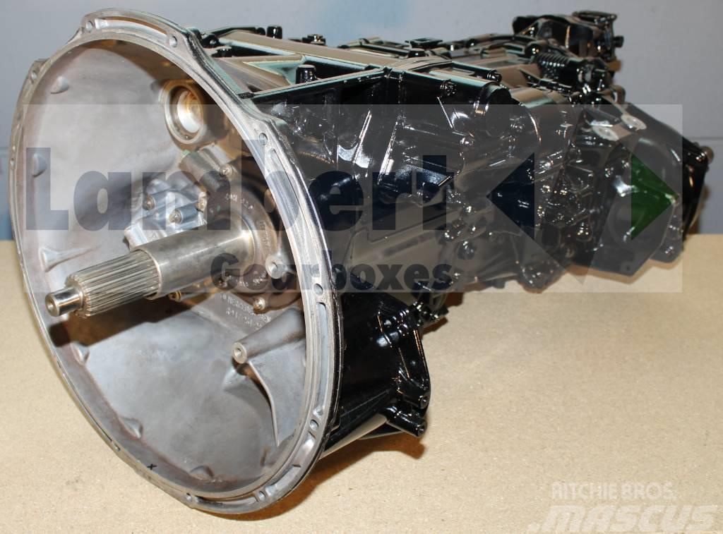 Mercedes-Benz Actros Axor G211-12  715350 Getriebe / Gearbox