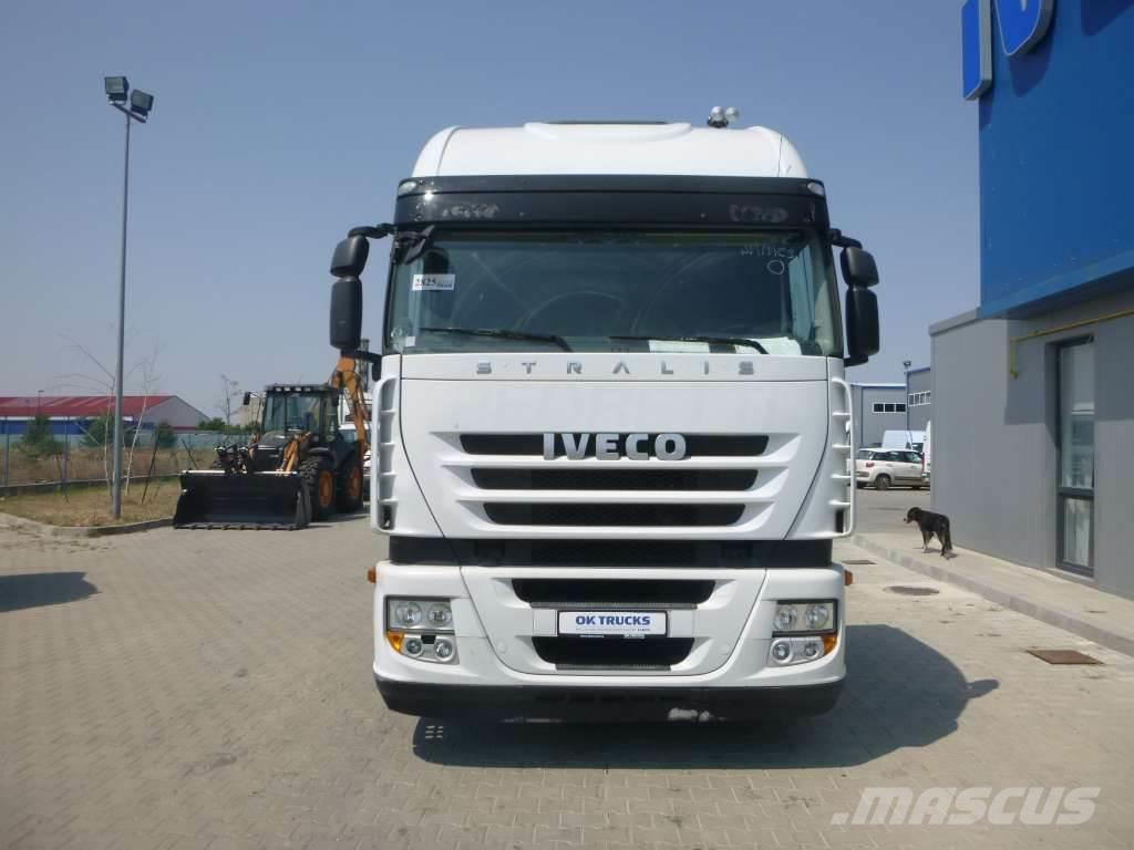 used iveco stralis as 440 s45 tp tractor units year 2011 price 26 269 for sale mascus usa. Black Bedroom Furniture Sets. Home Design Ideas