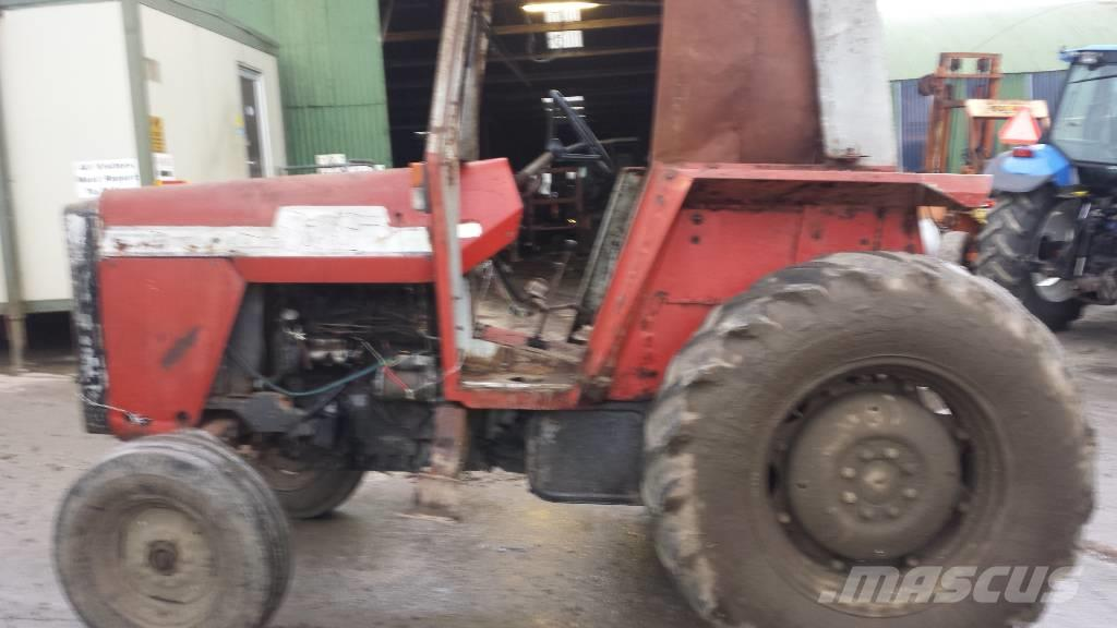 Used Massey Ferguson -575 tractors Year: 1980 for sale - Mascus USA