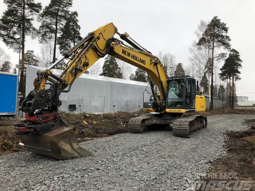 New Holland E245C