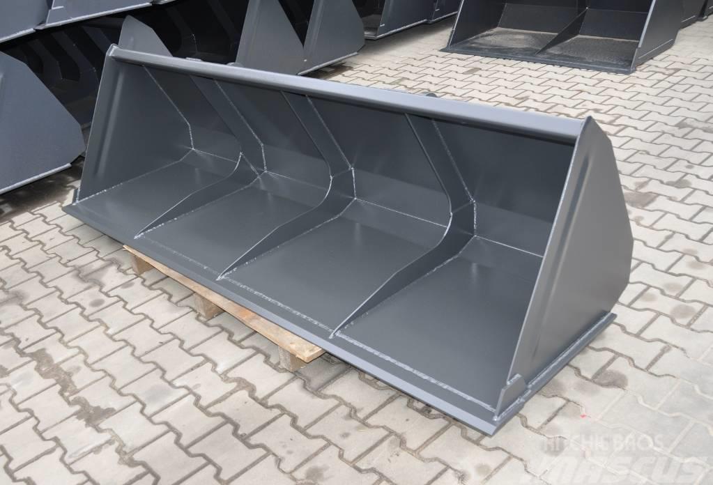 Top-Agro Uniwersal bucket 2,4 m EURO / Godet universel