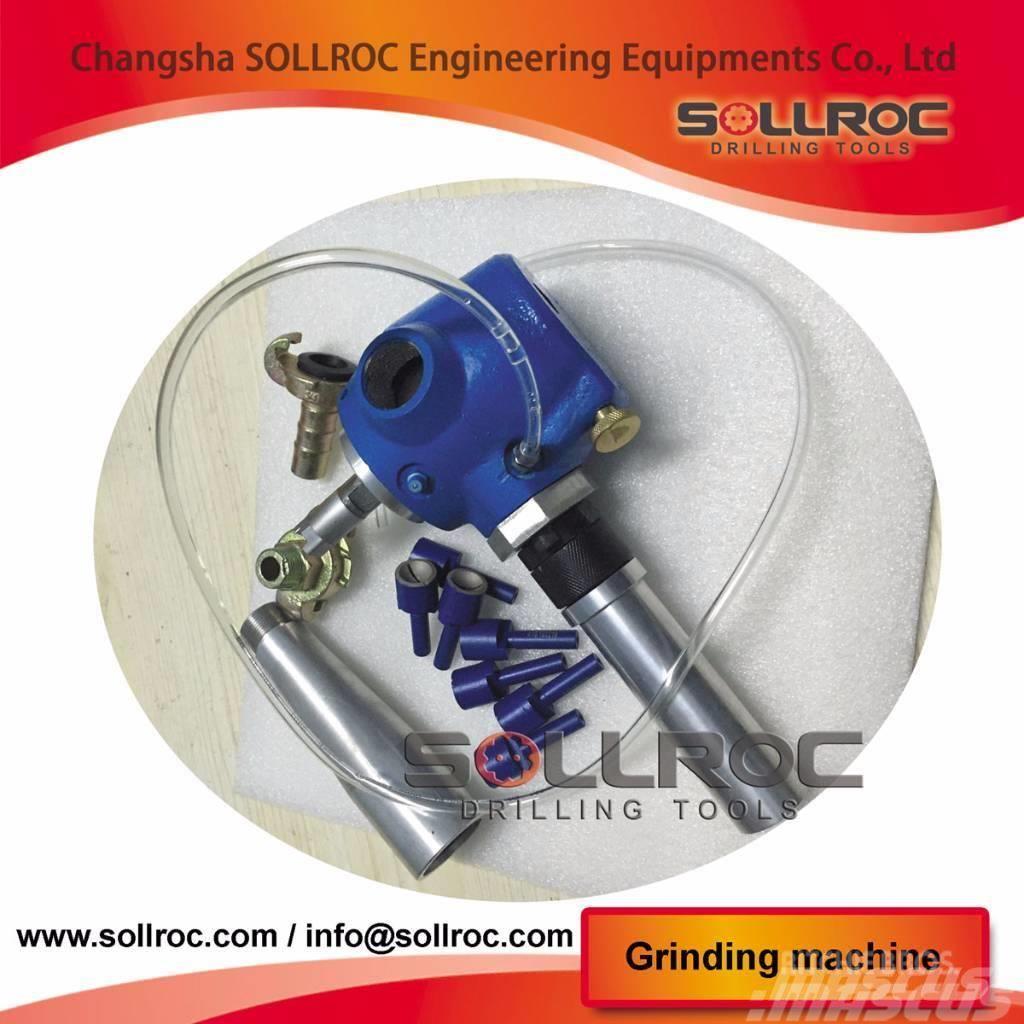 Sollroc button bits grinder