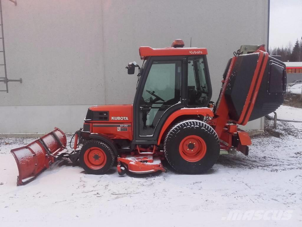 Compact Tractors Product : Kubota st compact tractors price £ year of