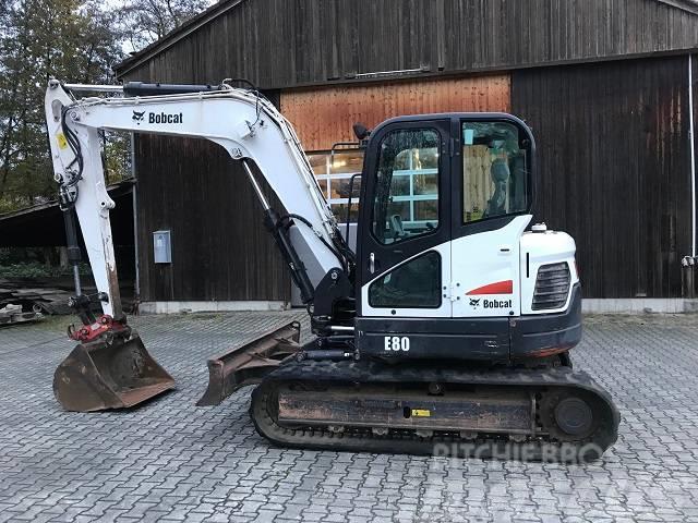 Bobcat E80      INV 85 62 55 50