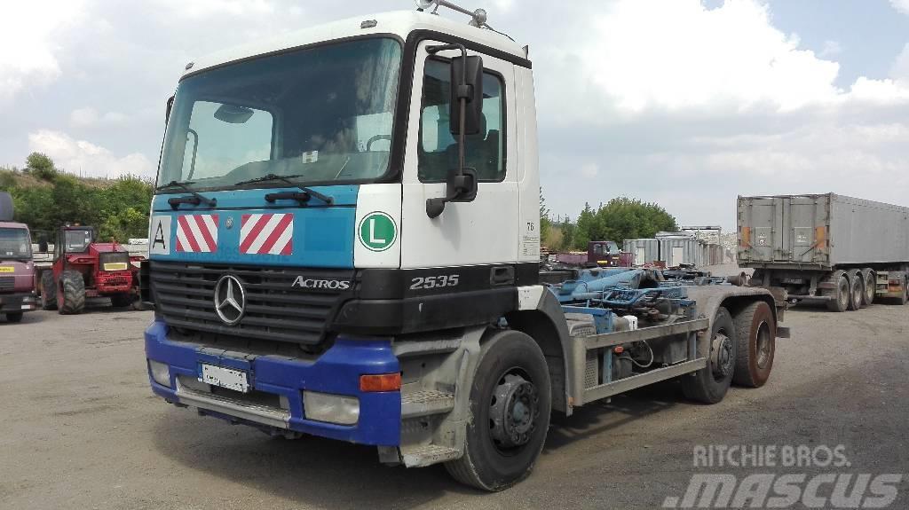 Mercedes-Benz ACTROS 2535 L 6x2/4
