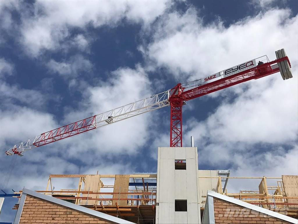 Tower crane facts : Saez tl tower cranes year of manufacture