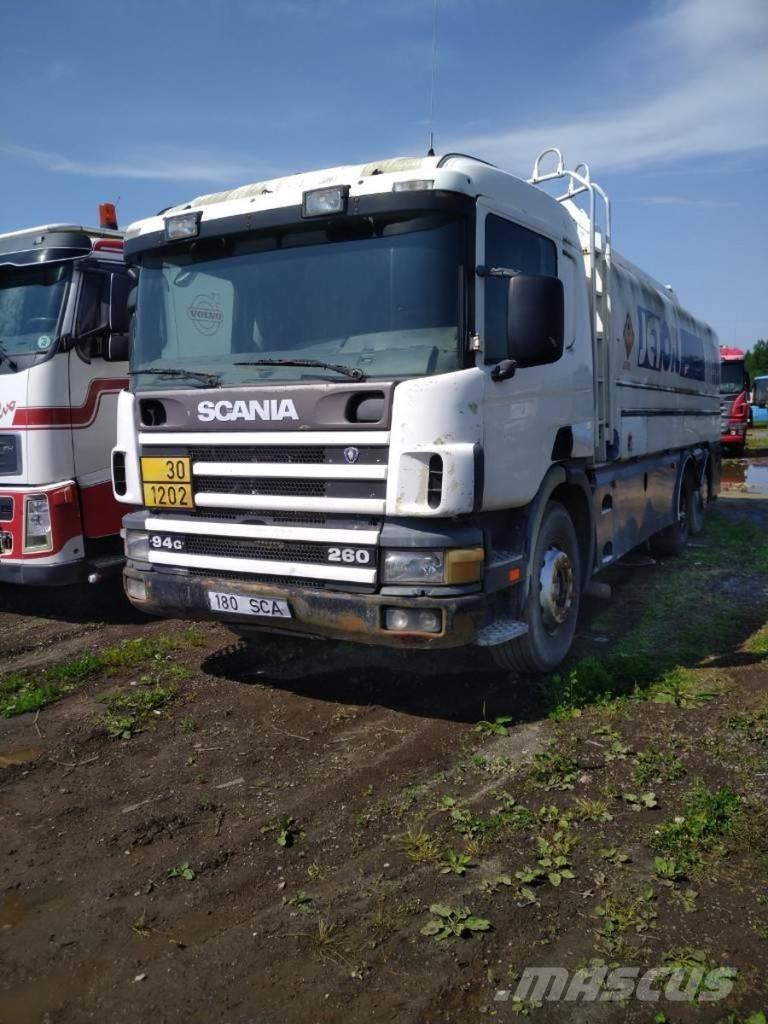 Scania P 114 LB6X2NA 380 FOR PARTS