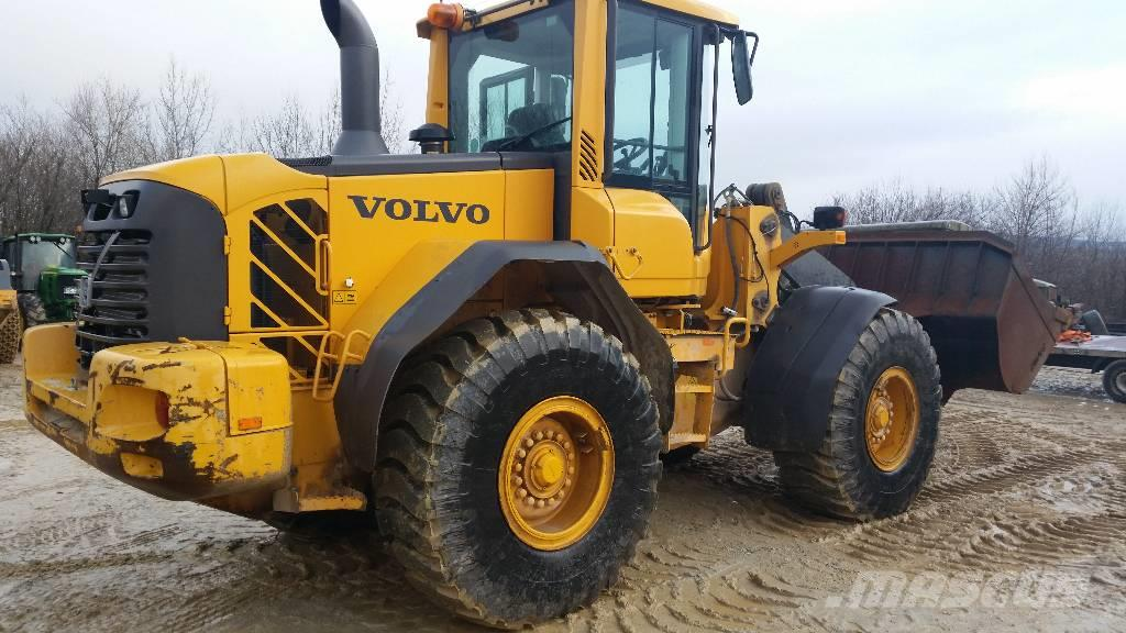 Volvo L90F, 2010, Wheel loaders