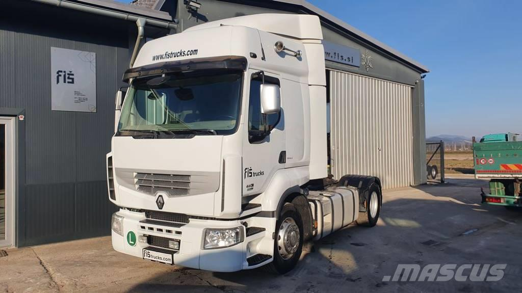 Renault Premium 460DXI 4X2 tractor unit - perfect