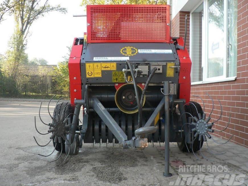 [Other] Abbriata M50 MINI Roto Körbálázó Bemutatógép