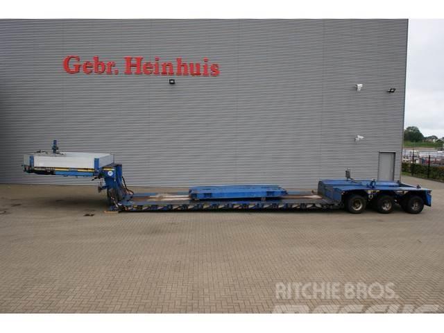 Goldhofer STZ-VL3-28/80A 6.2 Meter Extandable + 4 meter exta
