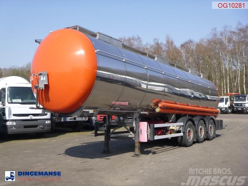 Gofa Food tank inox 33 m3 / 1 comp