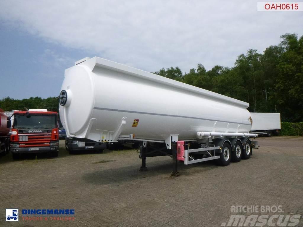 Magyar Fuel tank alu 37 m3 / 4 comp