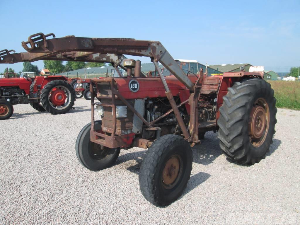 Massey Ferguson 188