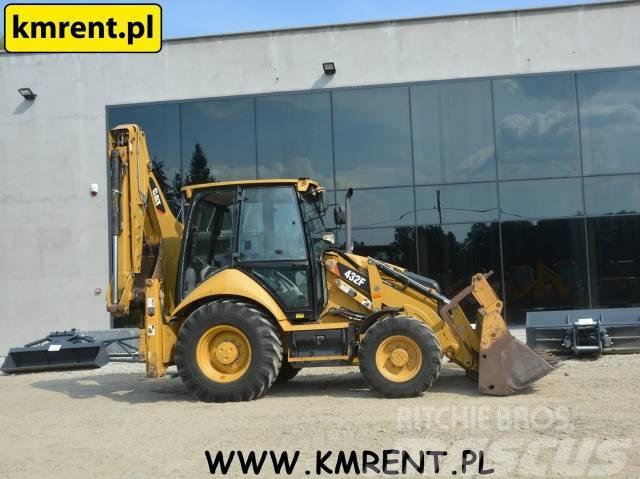 Caterpillar 432 F 432D 432 E 428 F JCB 3CX CASE 580 VOLVO BL71