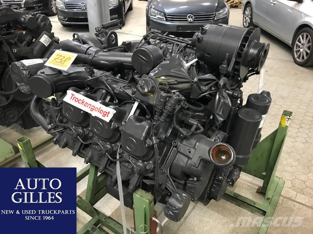 Mercedes-Benz OM 441 LA EDC / OM441LA EDC Motor