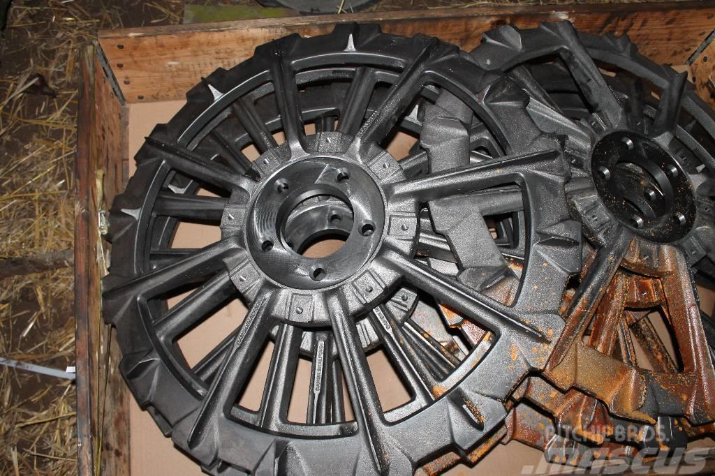 Thyregod og tim nye oppelhjul
