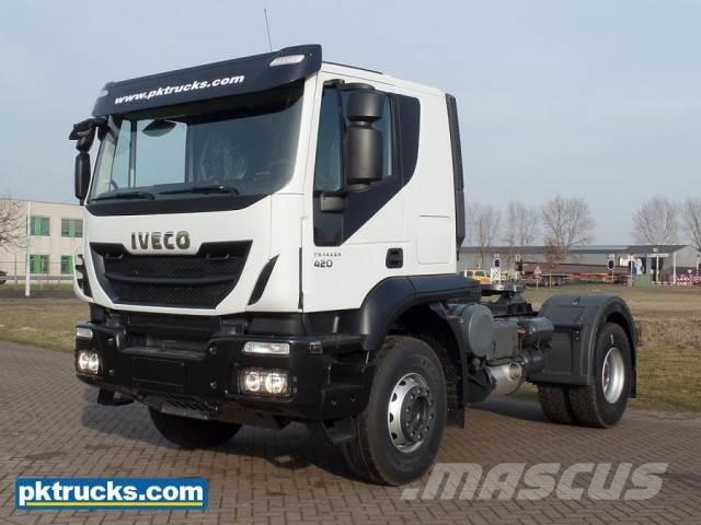 Iveco Trakker AT400T42TH (10 Units)