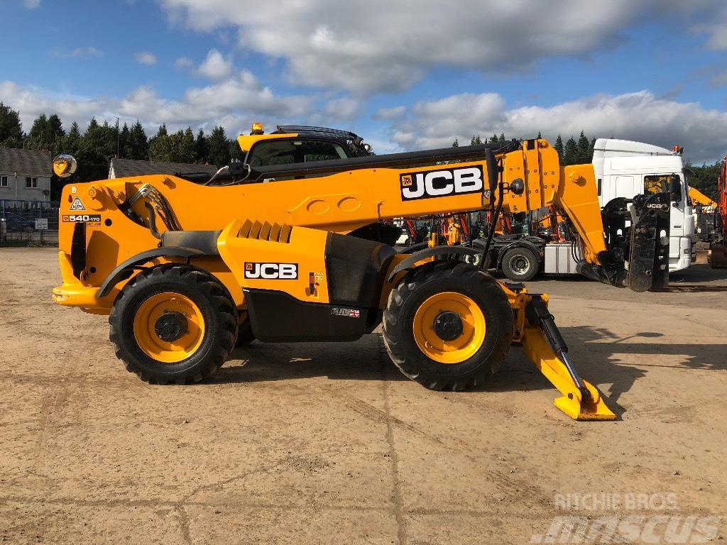 JCB 540-170 Joystick