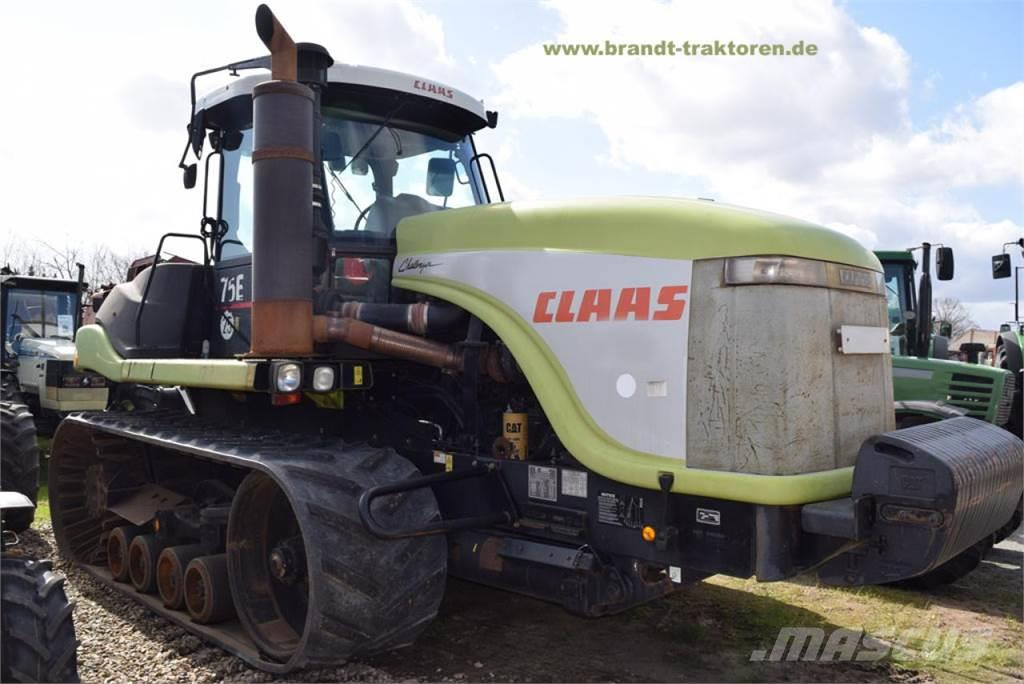 CLAAS Challenger 75 E Turbo