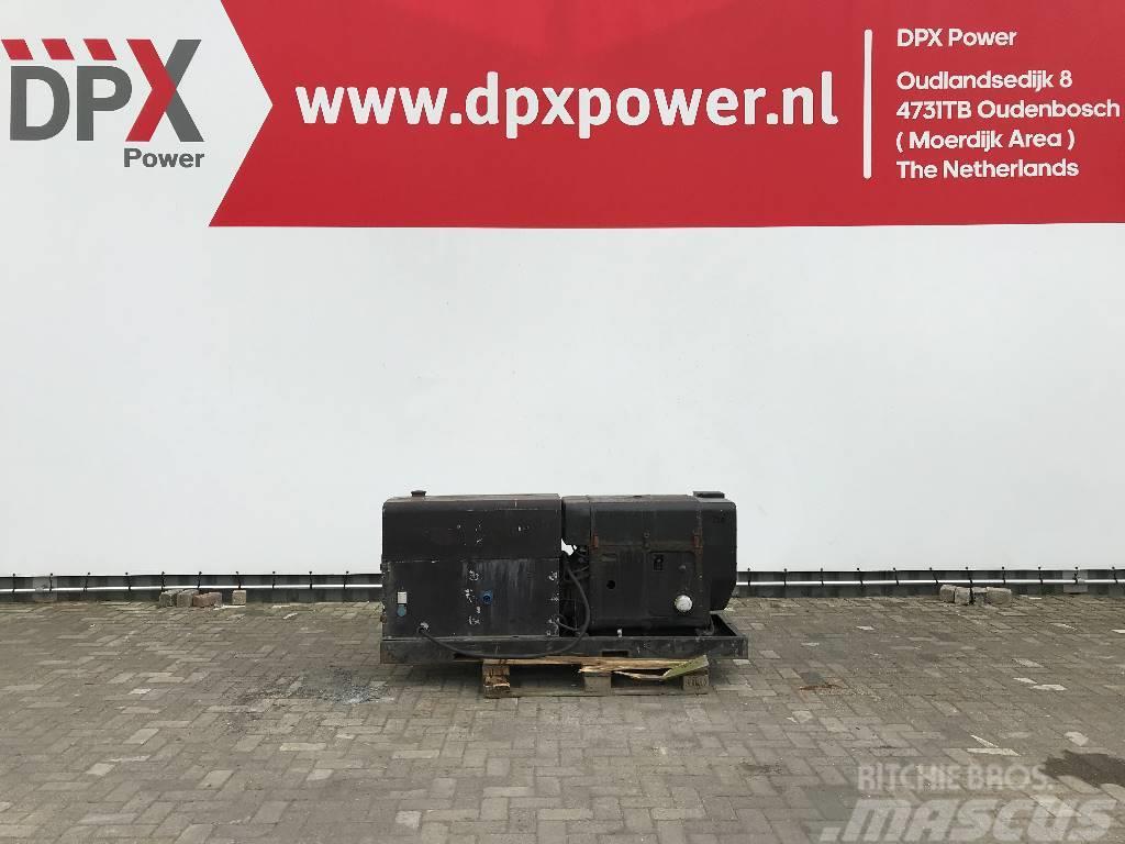 Hatz 4L41C - 30 kVA Generator set - DPX-11226