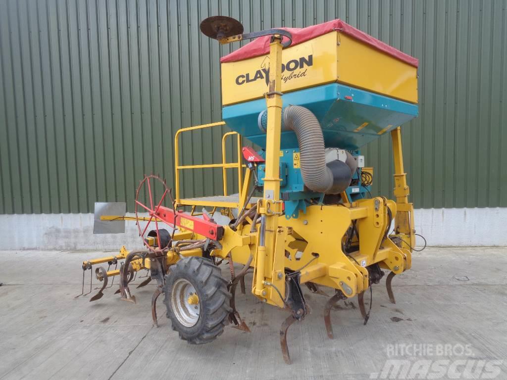 Claydon hybrid 3m optiline