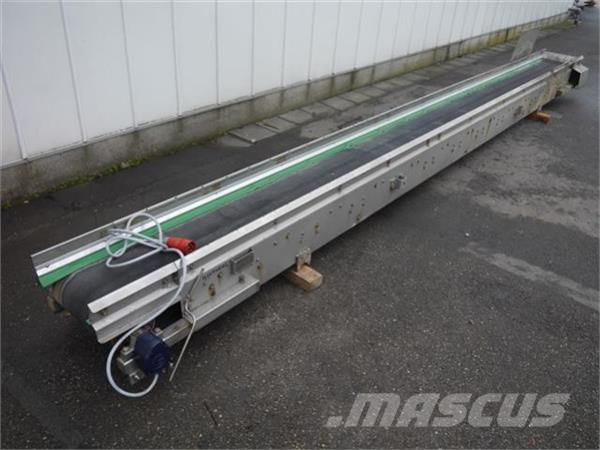 Meeuwsen transportband 570 x 40 cm Duijndam Machines