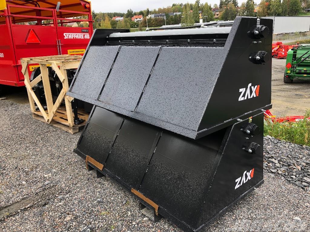 XYZ Sandspridare 1000 Liter