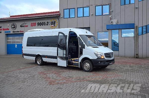 Mercedes-Benz Sprinter 516 CUBY SCHOOL BUS XL + 50cm (160)