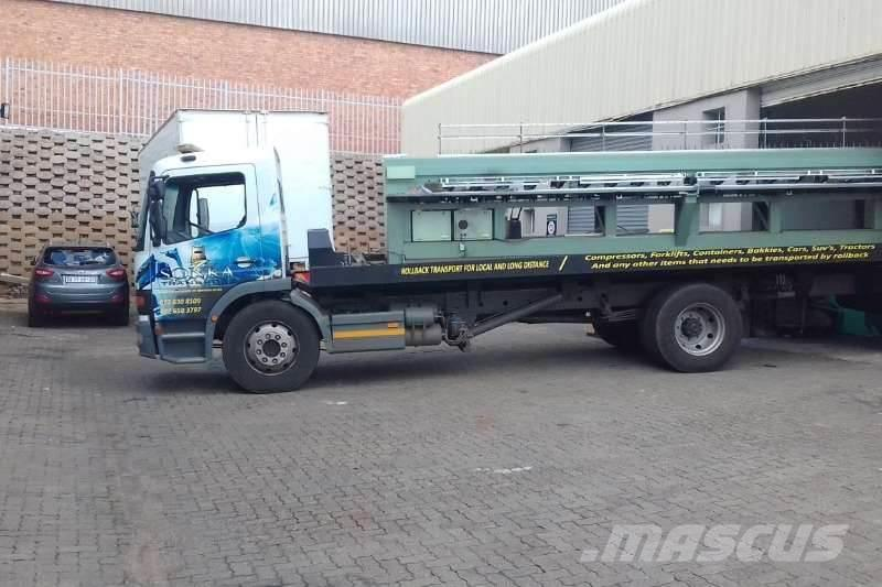 Isuzu 12 TON ROLLBACK FOR HIRE
