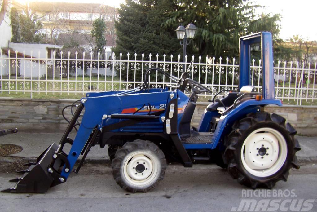 Iseki SIAL-23 4WD ΜΕ ΦΟΡΤΩΤΗ