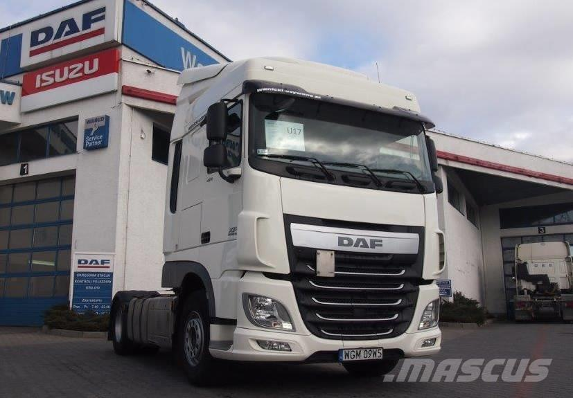 DAF Euro 6 2014 460 MANUAL Dealer ASO WANICKI