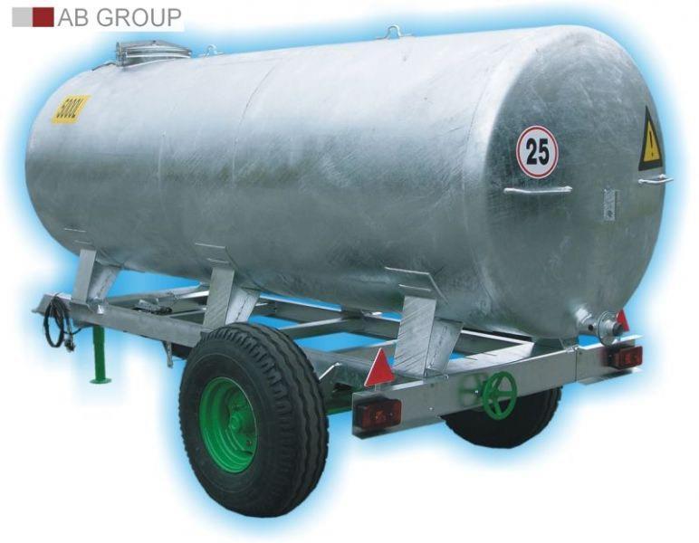 [Other] Inofama Water tank / Wassertanks CP30, 3000 l