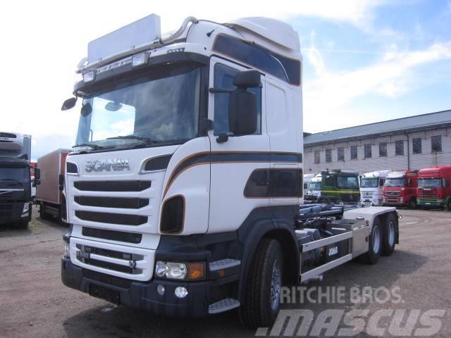Scania R560 6x4