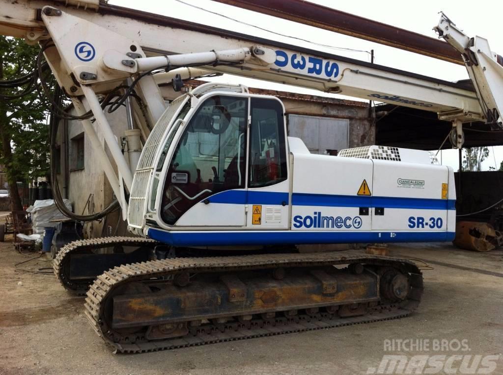 Soilmec SR30 (SR 30)