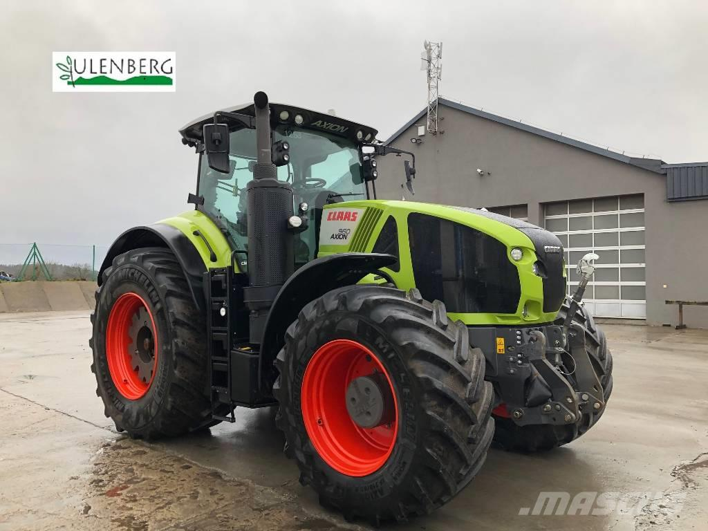 CLAAS AXION 960 CEBIS