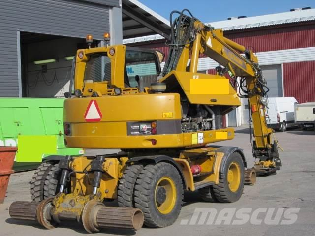 Hydrema M 1600 C2 Rail