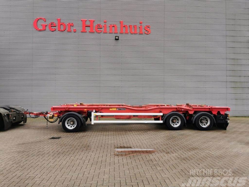 Hüffermann HAR 2410 L Like New!