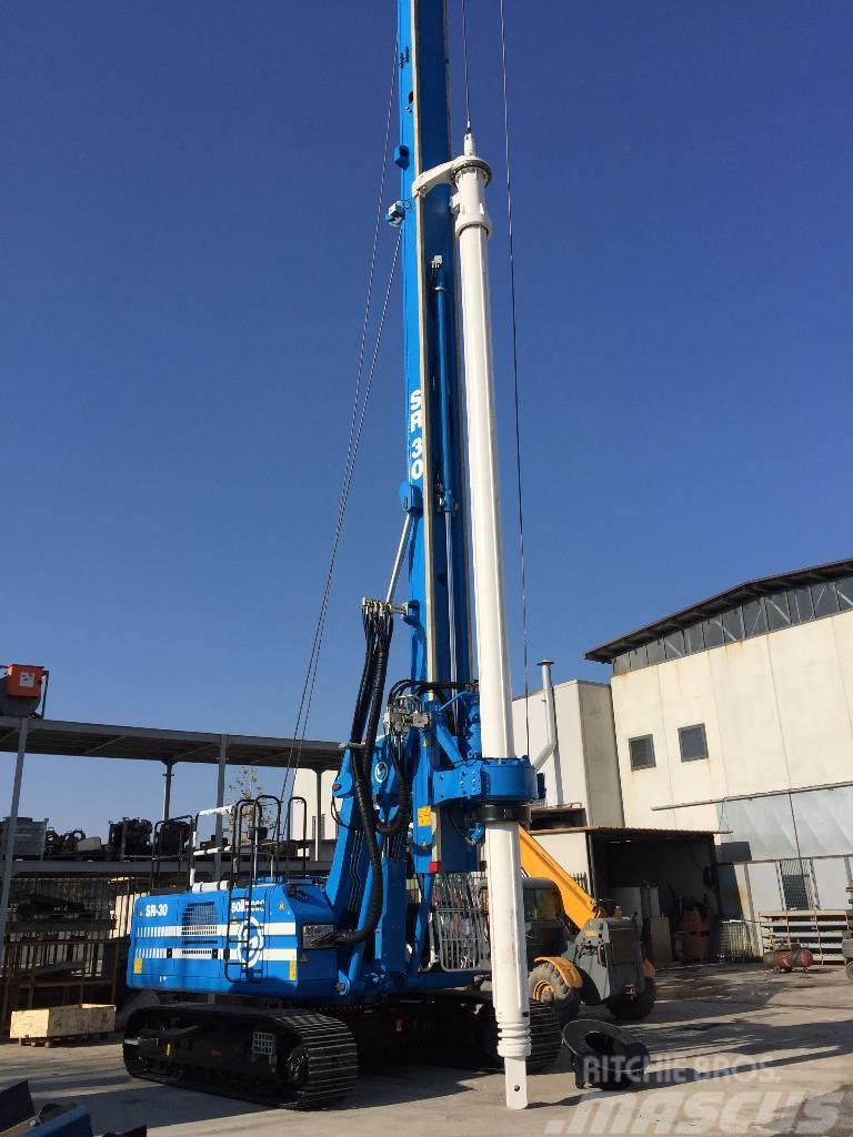 Soilmec SR30 - HYDRAULIC DRILLING RIG ANCHE NOLEGGIO