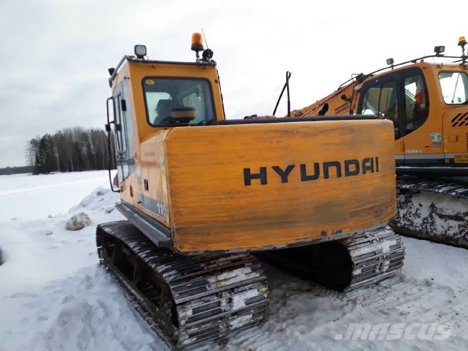Hyundai Robex 110-7