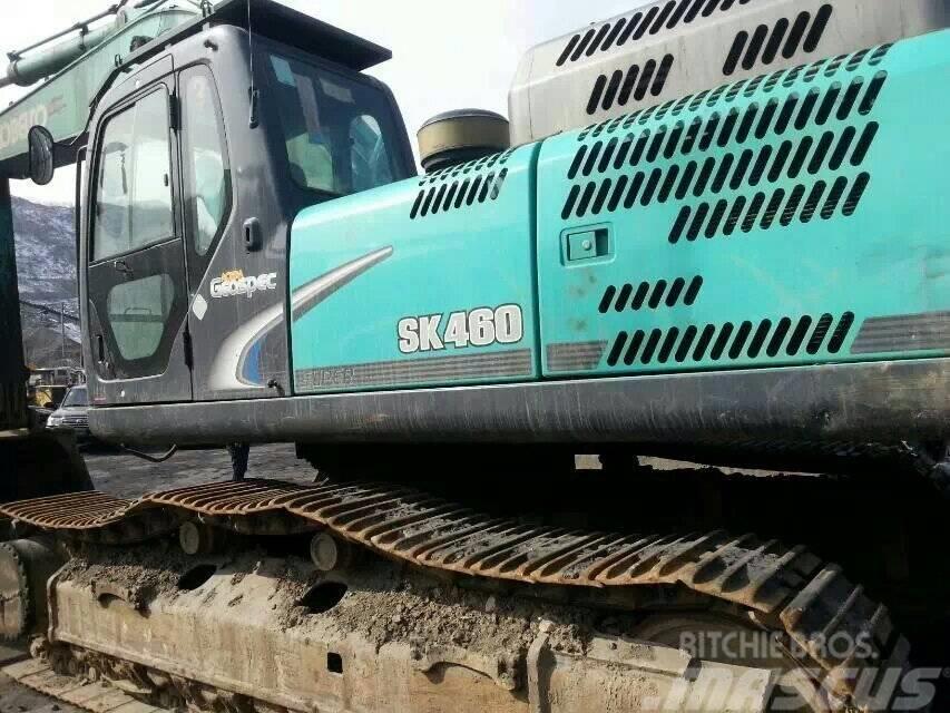 Kobelco SK 460 LC