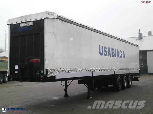 Montenegro 3 Axle Curtain Side Trailer SPL 3S 3G 2000
