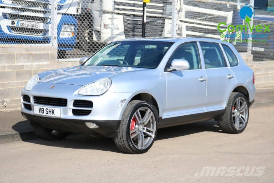 porsche cayenne s occasion prix 5 351 ann e d 39 immatriculation 2004 voiture porsche. Black Bedroom Furniture Sets. Home Design Ideas