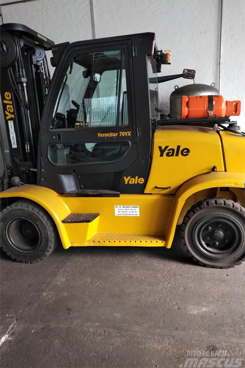 Yale GLP70VX